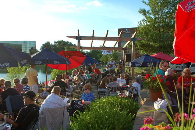 Live Music on the Patio Every Saturday This Summer 7-11pm